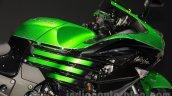 2016 Kawasaki Ninja ZX-14R tank at 2015 Tokyo Motor Show