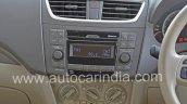 2016 Maruti Ertiga (facelift) centre console revealed