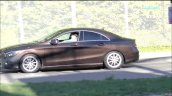 2016 Mercedes CLA (facelift) side spotted with minimal camouflage