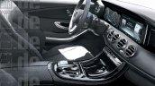 2017 Mercedes E Class interior will offer mild-hybrid tech