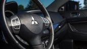 2016 Mitsubishi Lancer facelift steering press shots