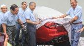 2016 Proton Perdana rear teaser