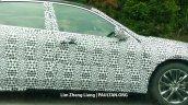 2016 Proton Perdana windows spied
