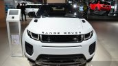 2016 Range Rover Evoque front at the 2015 IAA