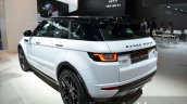 2016 Range Rover Evoque rear quarter at the 2015 IAA