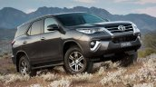 2016 Toyota Fortuner alloy wheels launched in Australia