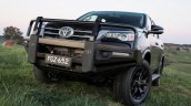 2016 Toyota Fortuner black bull bar launched in Australia