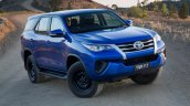 2016 Toyota Fortuner head lamp launched in Australia