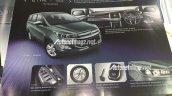 2016 Toyota Innova Q Brochure