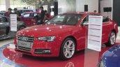Audi S5 Sportback front quarter India debut