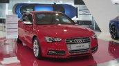 Audi S5 Sportback front quarters India debut