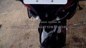 Bajaj Pulsar RS200 Demon Black front view (Fear the Black)