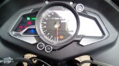 Bajaj Pulsar RS200 Demon Black instrument cluster speedometer (Fear the Black)