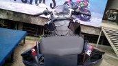 Bajaj Pulsar RS200 Demon Black seat (Fear the Black)