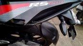 Bajaj Pulsar RS200 Demon Black tail section (Fear the Black)