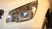 Chevrolet Trailblazer headlight India launch