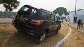 Chevrolet Trailblazer off-road India launch