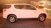 Chevrolet Trailblazer side India launch