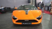 DC Avanti front at APS 2015