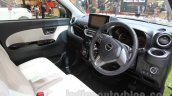 Daihatsu Cast Sport interior at the 2015 Tokyo Motor Show