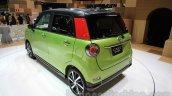 Daihatsu Cast Sport rear quarter at the 2015 Tokyo Motor Show