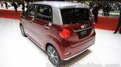 Daihatsu Cast Style rear three quarter at the 2015 Tokyo Motor Show