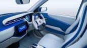 Daihatsu D-Base Concept interior and dashboard official image