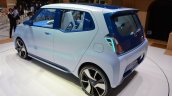 Daihatsu D-Base Concept rear three quarter at the 2015 Tokyo Motor Show