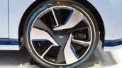 Daihatsu D-Base Concept rims at the 2015 Tokyo Motor Show