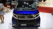 Daihatsu Move Custom front at the 2015 Tokyo Motor Show