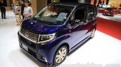 Daihatsu Move Custom front three quarter at the 2015 Tokyo Motor Show