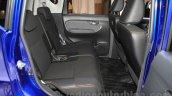 Daihatsu Move Custom rear cabin at the 2015 Tokyo Motor Show