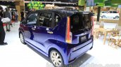 Daihatsu Move Custom rear three quarter at the 2015 Tokyo Motor Show