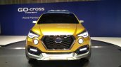 Datsun GO-Cross Concept front unveiled