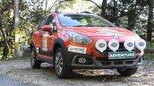 Fiat Abarth Avventura front quarter raid de Himalaya