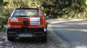 Fiat Abarth Avventura rear Raid de Himalaya