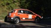 Fiat Abarth Avventura rear quarter Raid de Himalaya