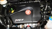 Fiat Abarth Punto T-Jet engine