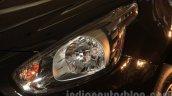 Fiat Abarth Punto headlight