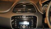 Fiat Abarth Punto music system