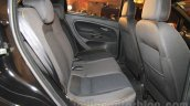 Fiat Abarth Punto rear seat
