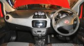 Fiat Avventura Powered by Abarth dashboard