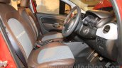 Fiat Avventura Powered by Abarth front seats