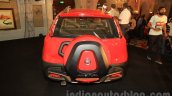 Fiat Avventura Powered by Abarth rear end
