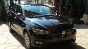 Fiat Egea (Fiat Aegea) Black colors spied