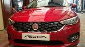 Fiat Egea (Fiat Aegea) fascia colors spied