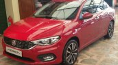 Fiat Egea (Fiat Aegea) front quarters colors spied
