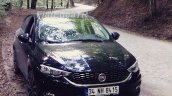Fiat Egea front quarter spotted in the wild