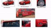 Fiat Punto Evo Sportivo features leaked