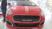 Fiat Punto Sportivo front